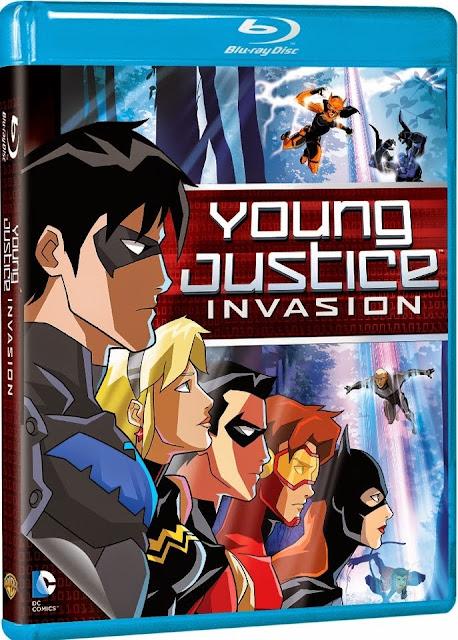 Young Justice – Temporada 2 [2xBD25] *Con Audio Latino, No subs