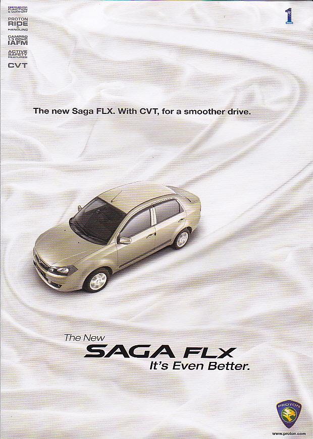 Proton Saga Maintenance manual