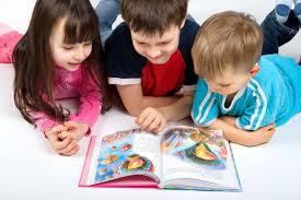 Fomentar lectura niños preescolar