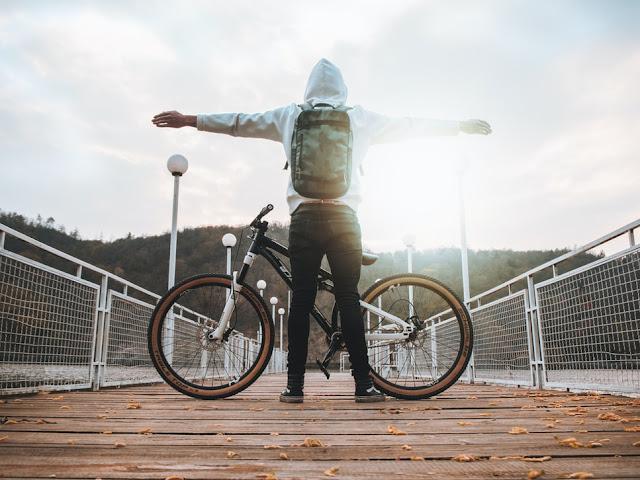 manfaat bersepeda memperkuat sistem imun