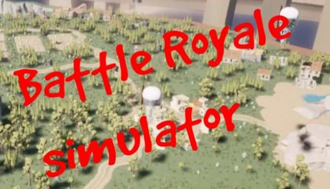BATTLE ROYALE SIMULATOR-HOODLUM