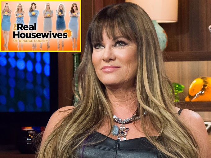 Jeana Keough Opens Up About Doing The Voiceover For The Opening Of 'RHOC' Season 15 Premiere !