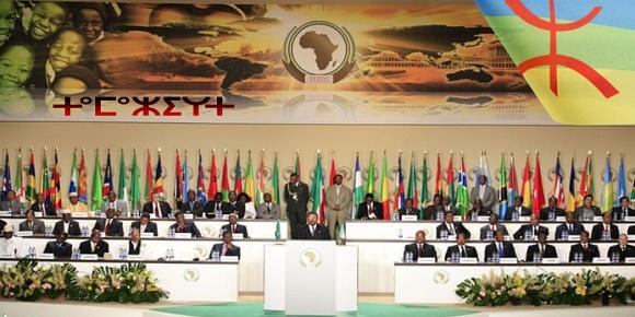 رسميا .. تنصيب لجنة اللغة الامازيغية بالاتحاد الافريقي