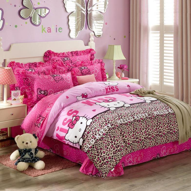 60 Desain Kamar Tidur Anak Perempuan Ukuran Kecil Dengan ...