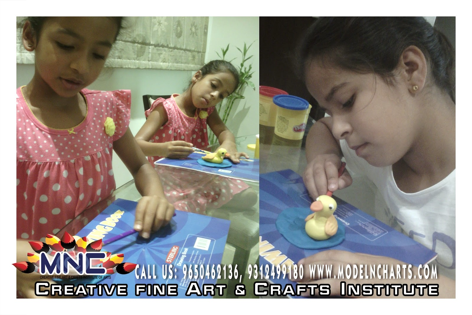 ART & CRAFTS HOBBY CLASSES AT HOME TUTOR FOR NRI KIDS IN DELHI / NCR