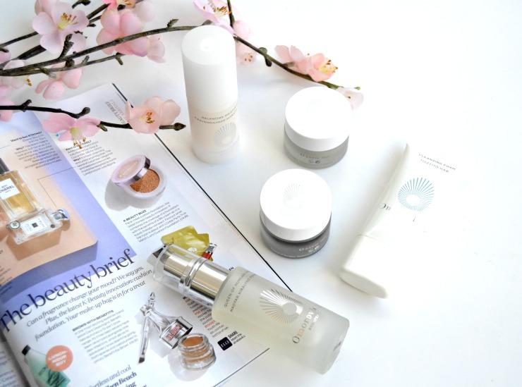 kit de cosméticos de inicio