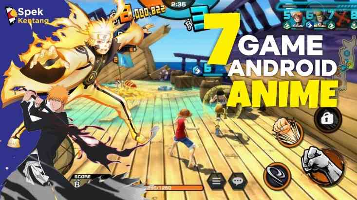 7 Game Anime Terbaik di Android 2020