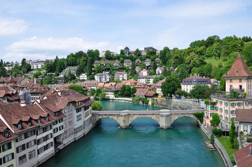 اجمل الاماكن للزيارة في سويسرا