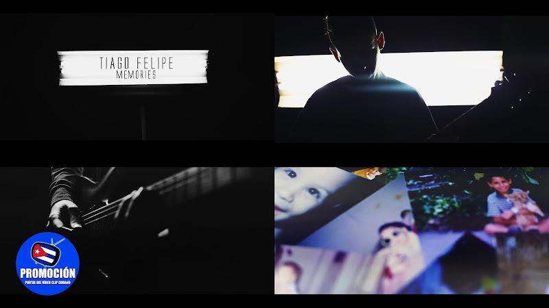 Tiago Felipe - ¨Memories¨ - Videoclip. Portal Del Vídeo Clip Cubano. Música instrumental cubana. Rock. Cuba.