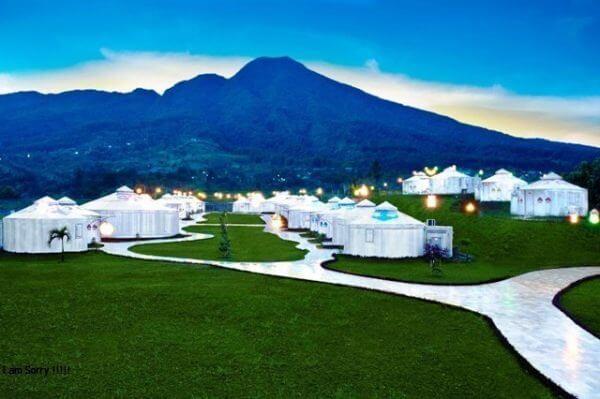 The Highland Park Resort (Mongolian Camp Bogor)