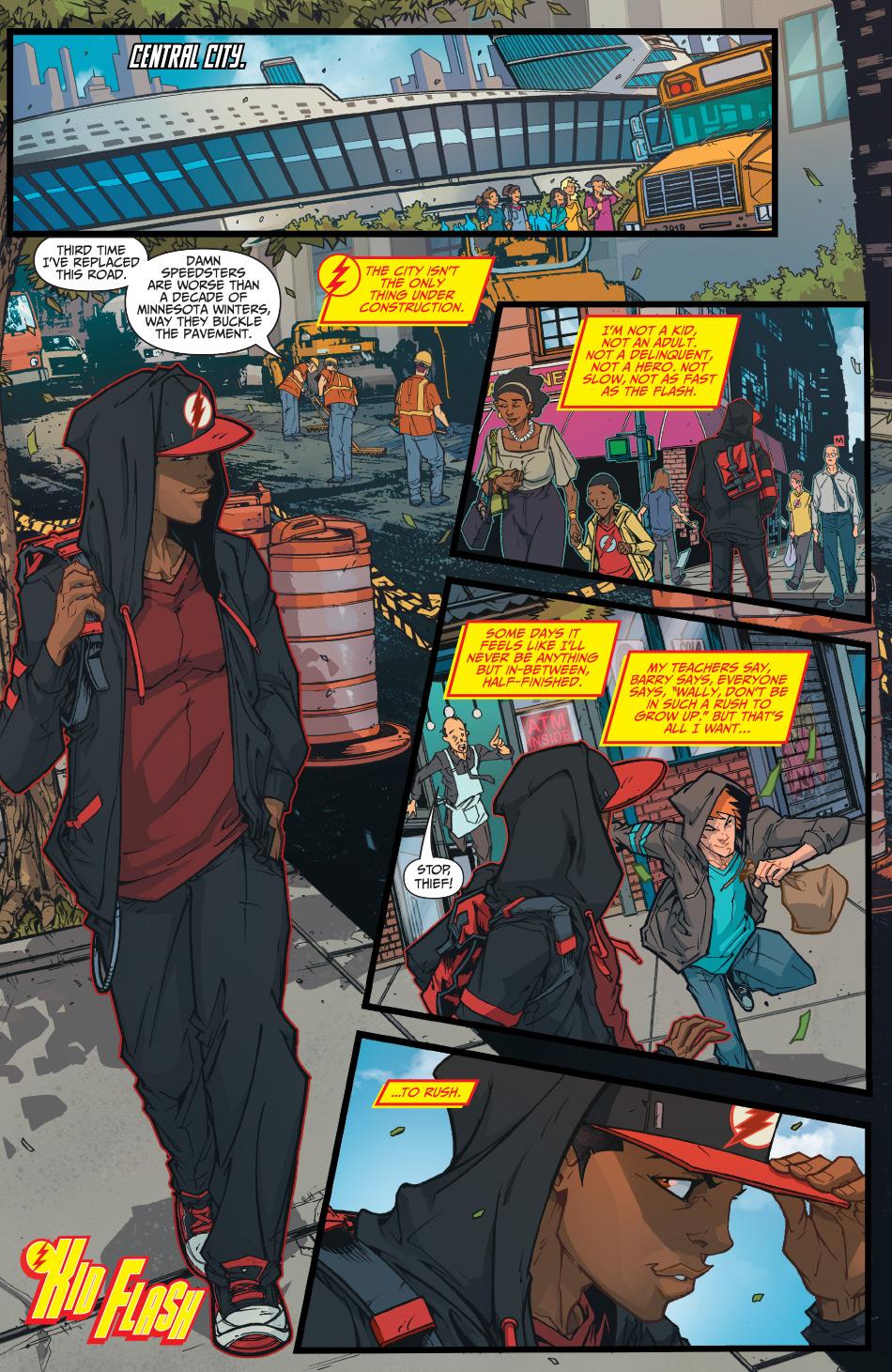 1St Teen Titans