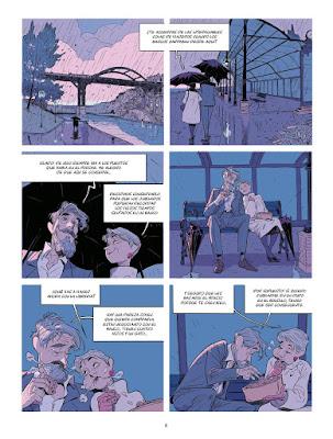 Review del cómic Carta Blanca de Jordi Lafebre - Norma Editorial