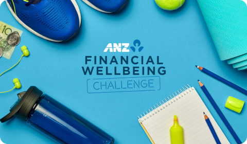 ANZ Financial Wellbeing Challenge