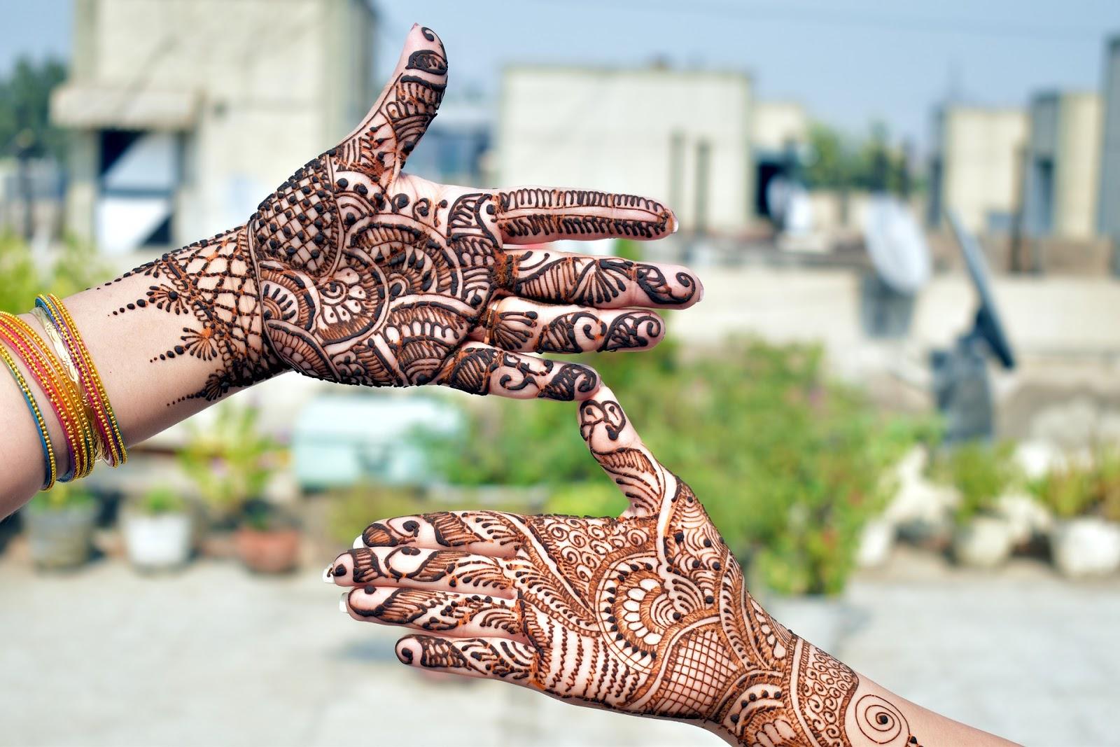 Dulhan Mehndi Design Bridal Mehndi Design 2020