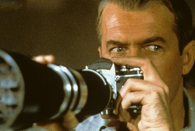 أفلام الغرف المغلقة.. مجموعة أفلام دارت أحداثها في مكان واحد فقط Rear Window 1954
