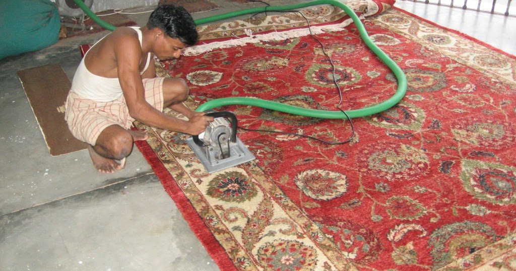The Flying Carpets How To Make An Oriental Rug A Video