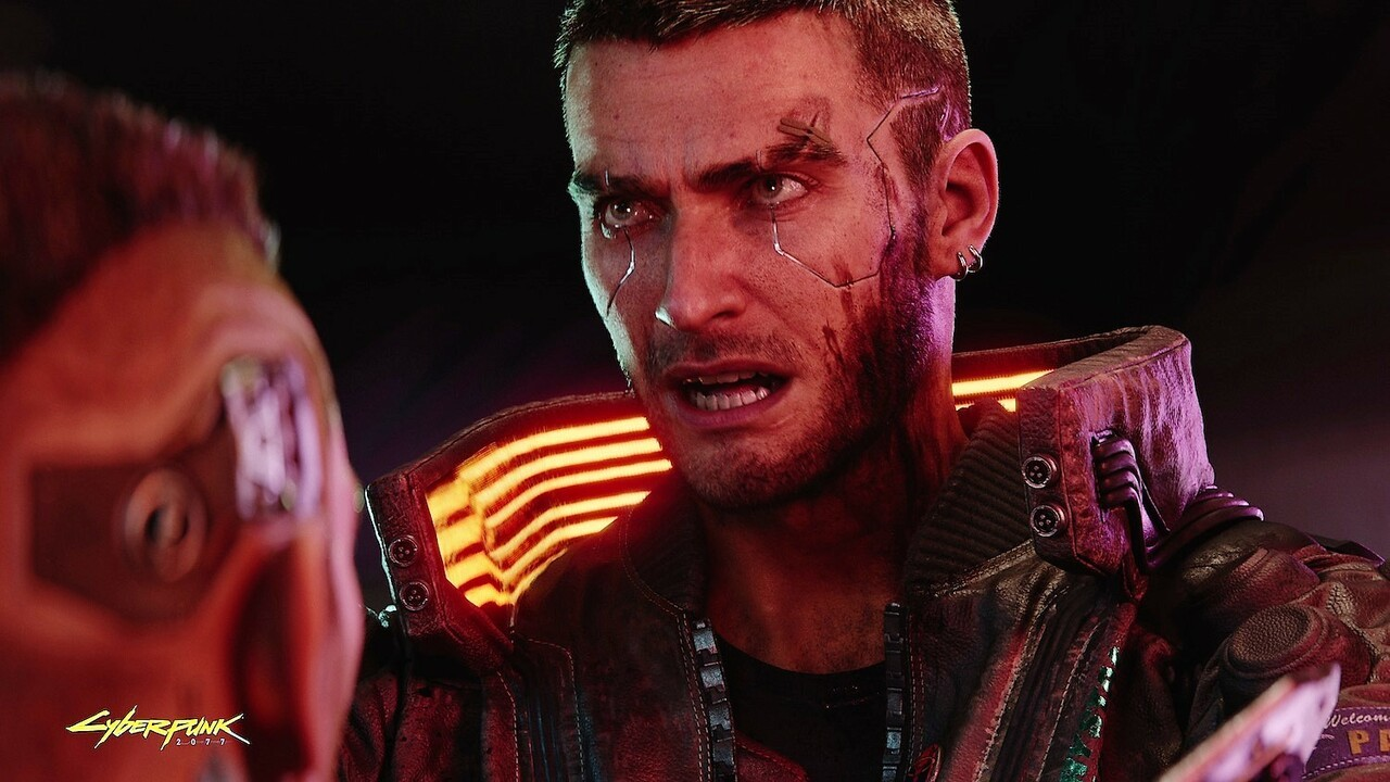 """Cyberpunk 2077"""" Characters Can't Get Their P*nises to Stop Poking Through Their Pants"""