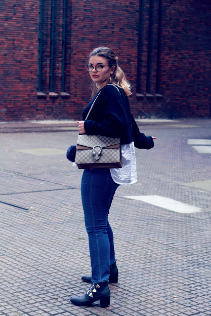 Outfit, Blogger, Fashion, Gucci, Zara, Asos