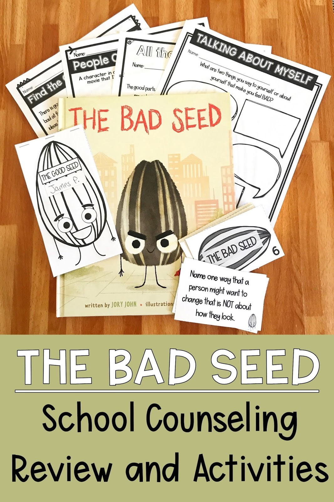 The Bad Seed Review And Activities