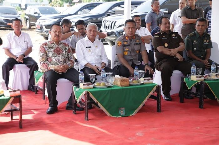 Bupati Asahan Resmikan Gedung Kantor Inspektorat Kab. Asahan