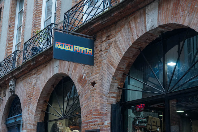❤ |#Adresse|: Retro Vintage, Toulouse