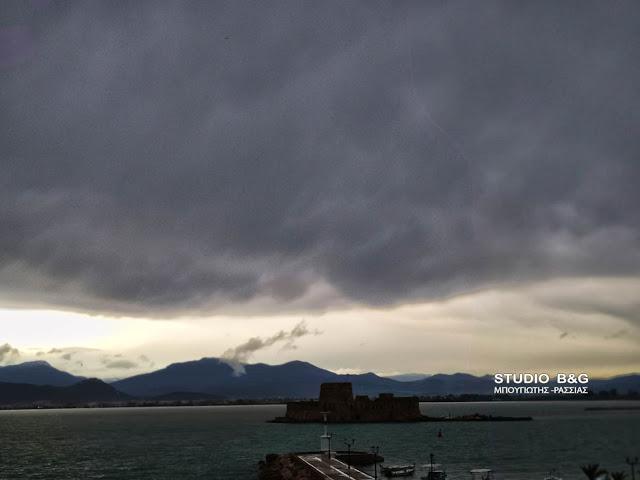Καλοκαιρία τέλος - Χειμωνιάτικο το σκηνικό του καιρού από το βράδυ