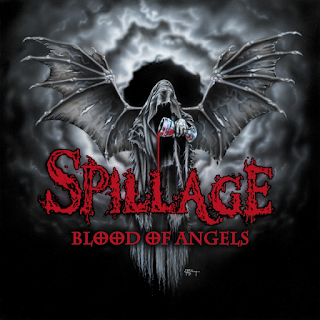 "Ο δίσκος των Spillage ""Blood of Angels"""