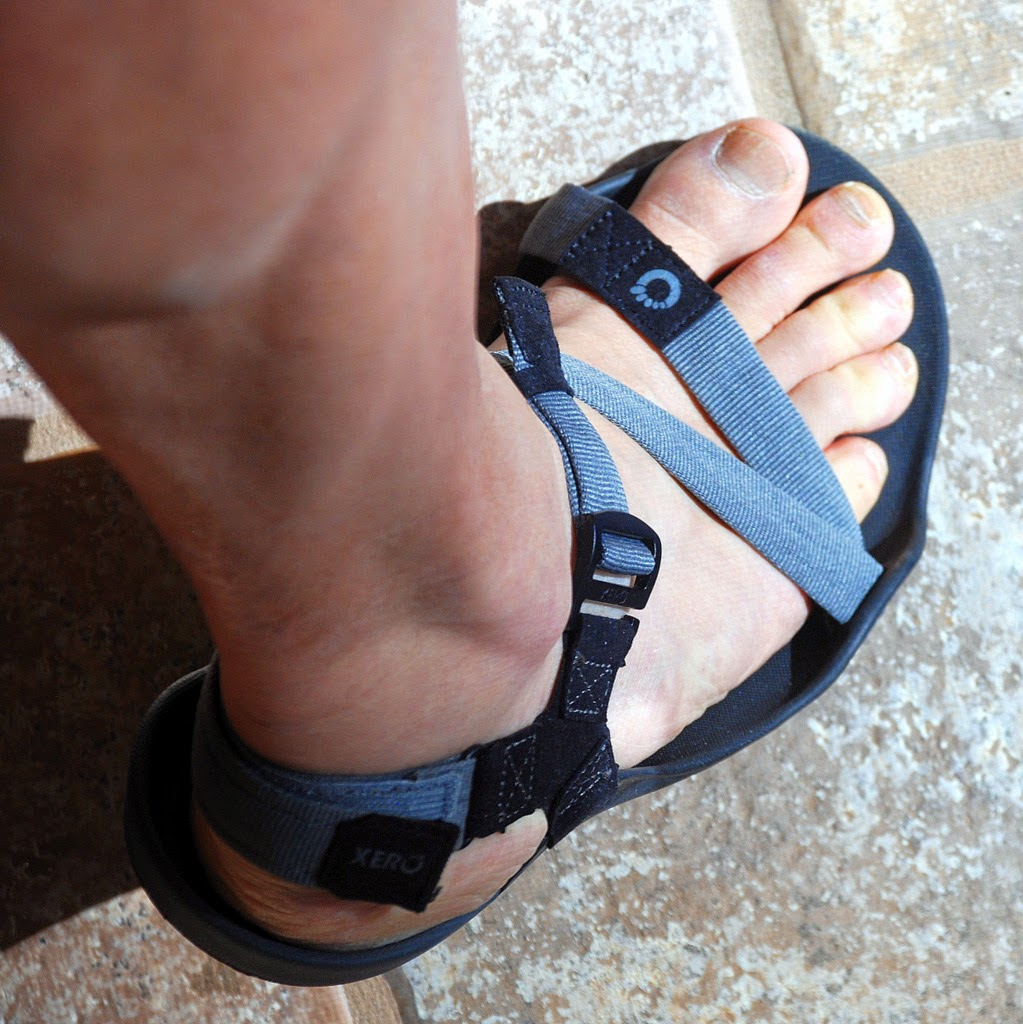 915ef289451 Barefoot Inclined  First Look! Xero Shoes Amuri Z-Trek Sport Sandal!
