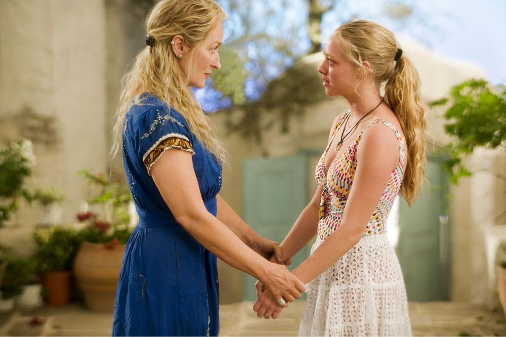 Everyday Planet: Inspiration from: Mamma Mia!