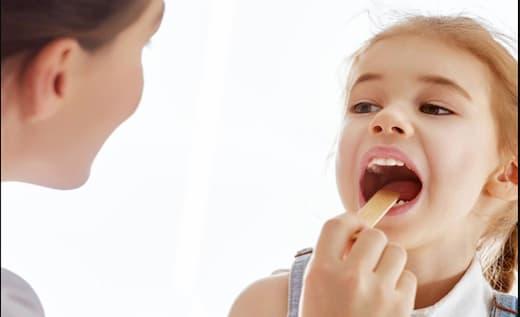 أعراض جرثومة المعدة عند الأطفال وطرق علاجها