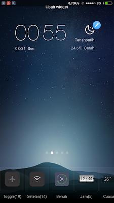 Cara Buka Layar Xiaomi Mi 4i Tanpa Tombol Daya