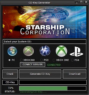Starship Corporation Key Generator (Free CD Key)