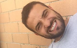 Danilo Acquino foto Instagram