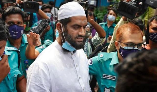 Mamunul Haque in jail after remand