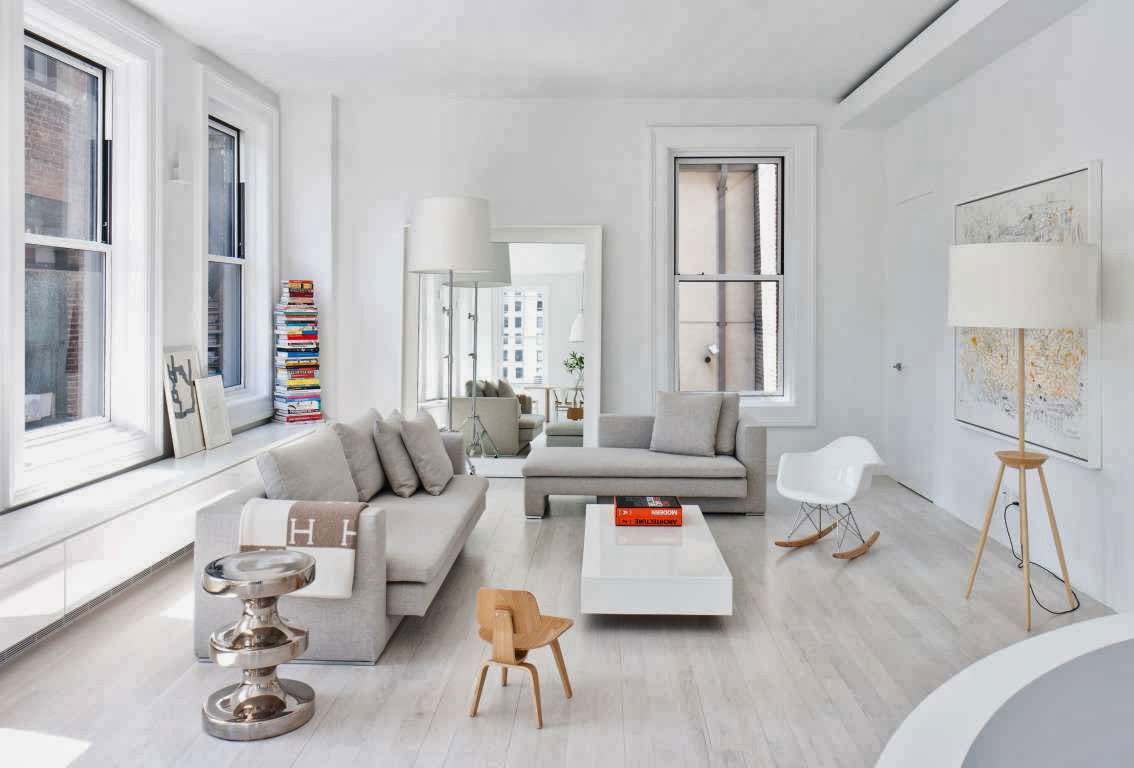Interior: Apartment In New York