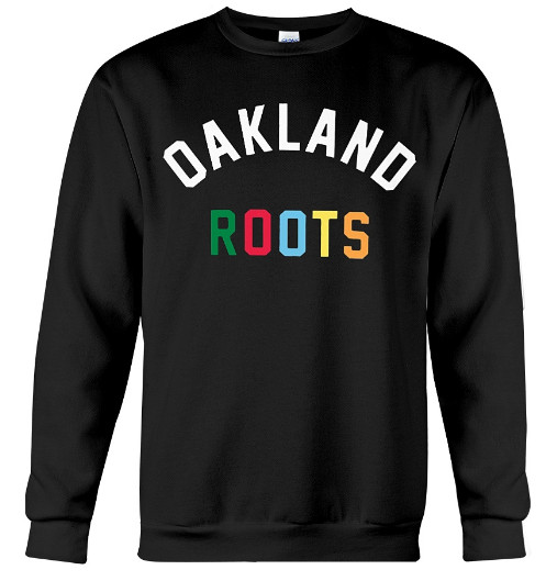 Dame Oakland Roots Hoodie, Dame Oakland Roots Sweatshirt, Dame Oakland Roots Sweater, Dame Oakland Roots Shirts