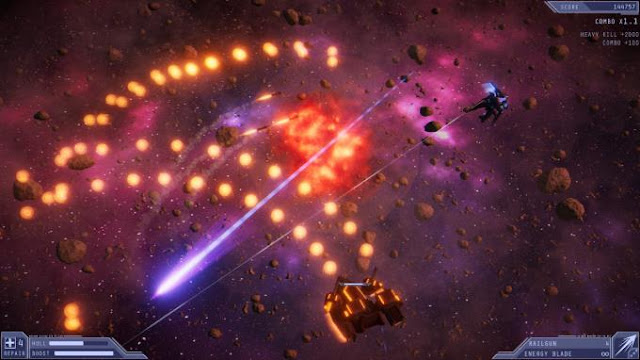 Project AETHER First Contact this is an adventure strategic space game where you will control the complex AETHER mechanism, which is able to save the world from an alien invasion.