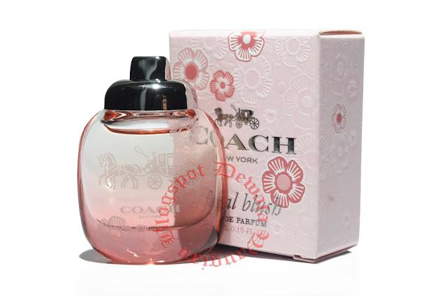 COACH Floral Blush Eau de Parfum Miniature Perfume