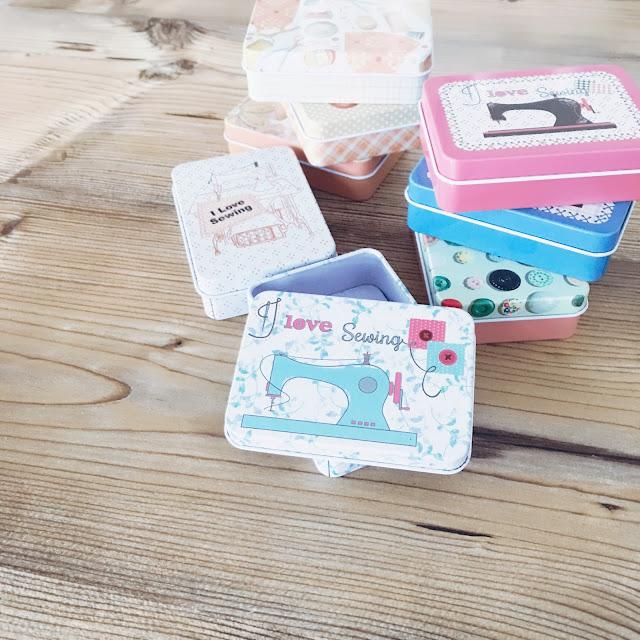 Grinsestern, Alubox, Metallbox, box, geschenk, mitbringsel, nähliebe