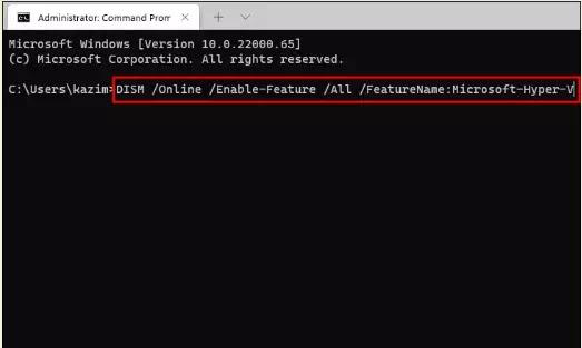 cara mengaktifkan fitur Hyper-V di Windows 11 PC-4