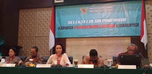 Ini 10 Nama Capim KPK Yang Diserahkan Pansel Ke Jokowi