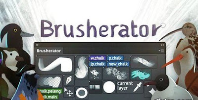 Brusherator Full Plug-in for Adobe Photoshop CC 1.2 Download