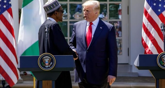Buhari: What I told Trump when he accused me of killing Christians