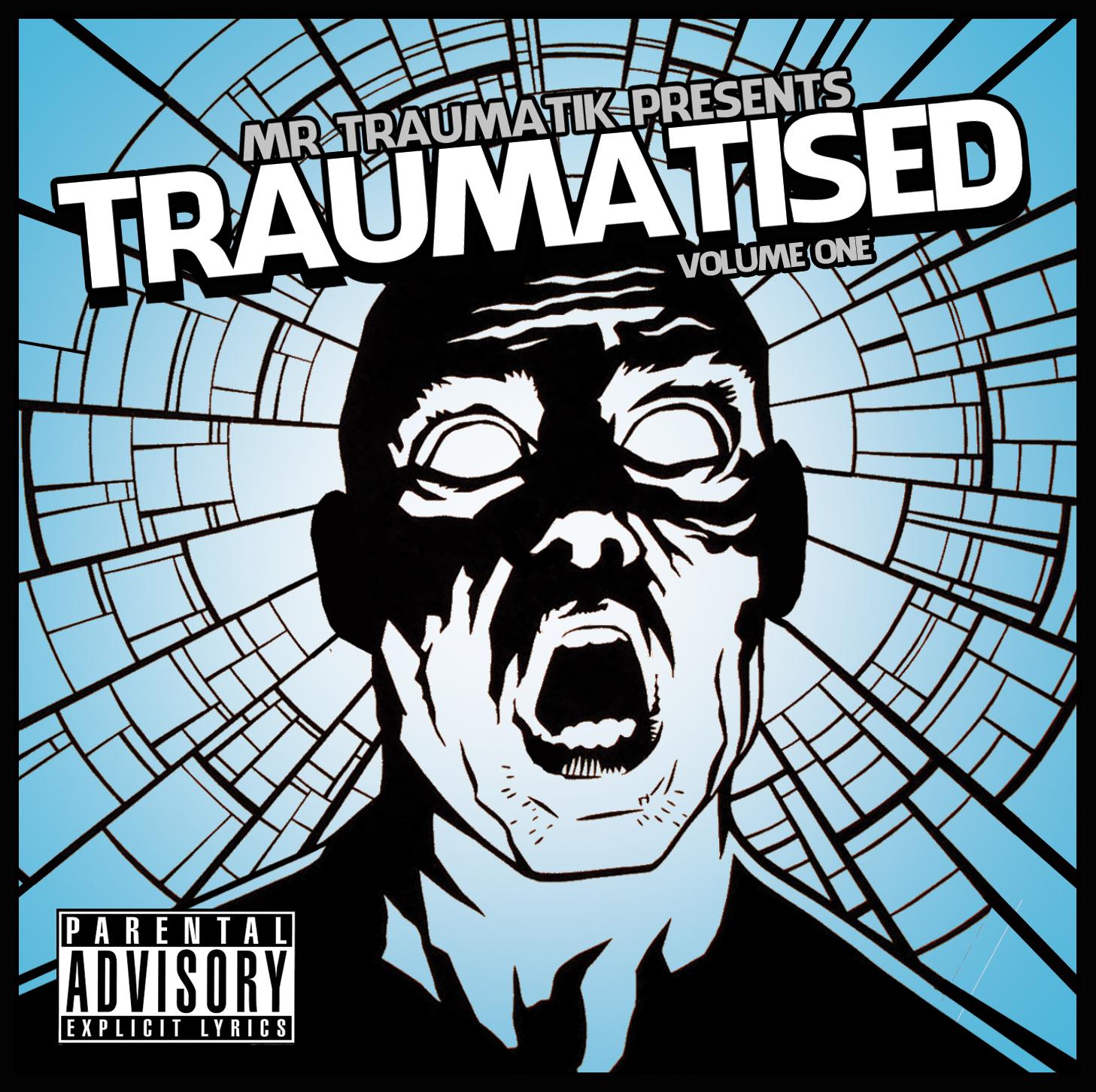 mr traumatik wake up ep