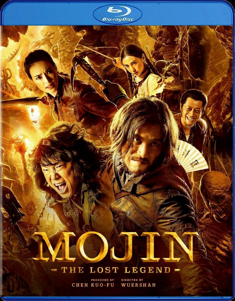 Resultado de imagem para Mojin – A Lenda Perdida (2017)