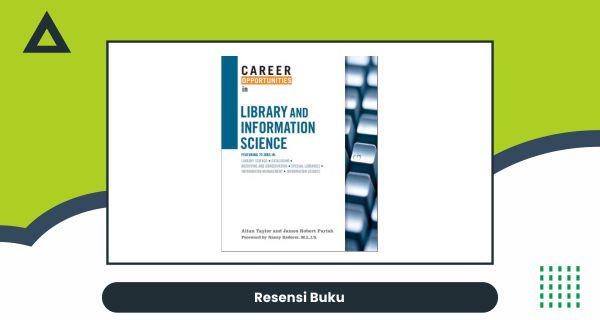 Cover buku bidang ilmu perpustakaan dan informasi