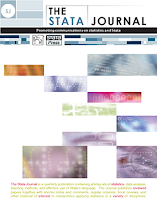 The Stata Journal front cover
