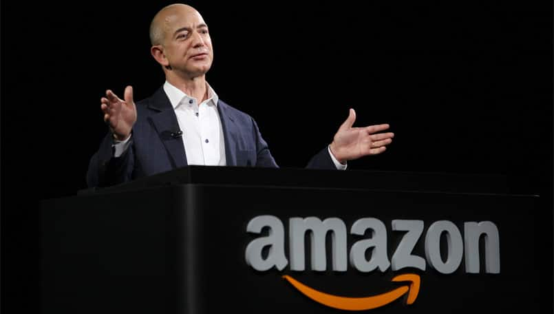 Jeff Bezos steps down from Amazon CEO position | Who is the New Amazon CEO?