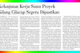 The Continuation of Cooperation in the Cilacap Refinery Project is Immediately Confirmed