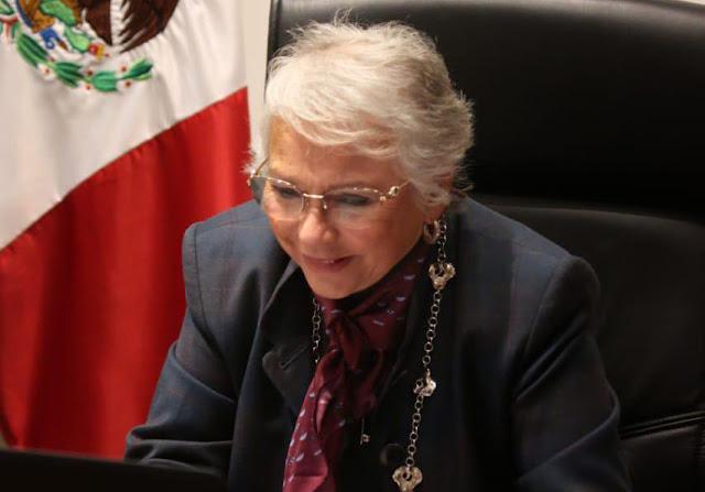 """Paciencia y """"disciplina necesaria"""" pide la SEGOB a gobernadores de la CONAGO. Twitter"""